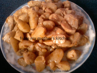 shindhada  recipe, singare ki sabzi, bst snacks, water chest nut recipe