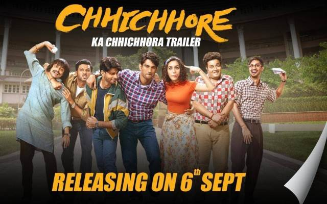 Chhichhore movie box office collection