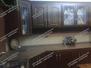 مطابخ المنيوم - الأردن - عمان - البيت العريق لمطابخ الألمنيوم