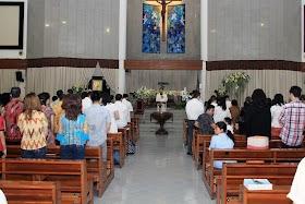 Baptis Balita dan Anak, 6 November 2016