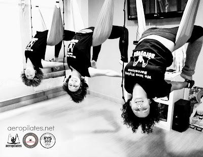 Pilates Aéreo España