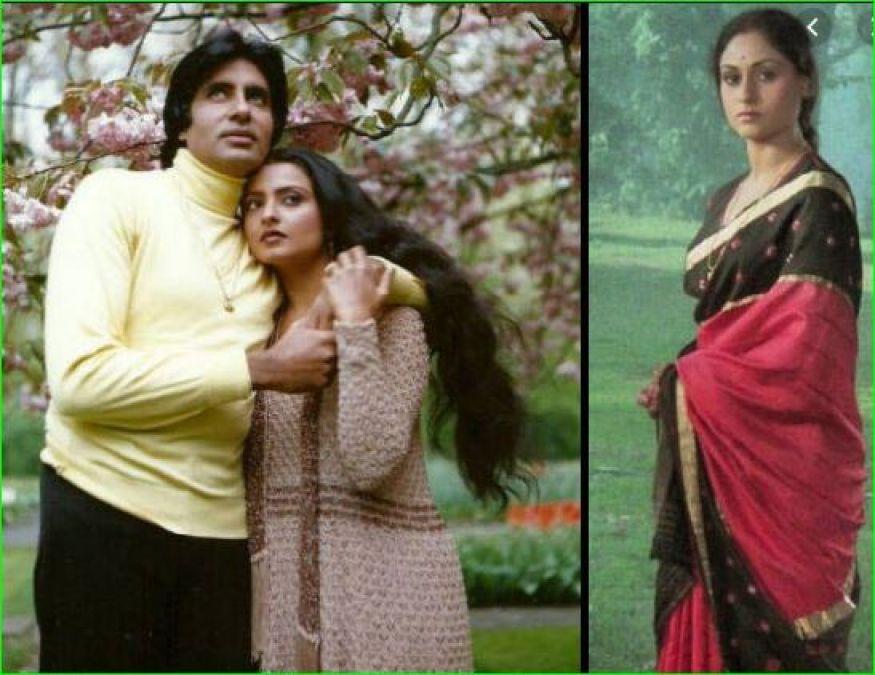 rekha-on-affair-with-amitabh-bachchan-jaya-bachchan-amitabh-birthday-special-maharastriyan-girl-affair-
