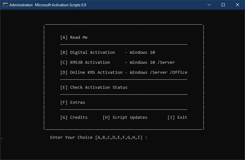 Microsoft Activation Script Stable FREE DOWNLOAD