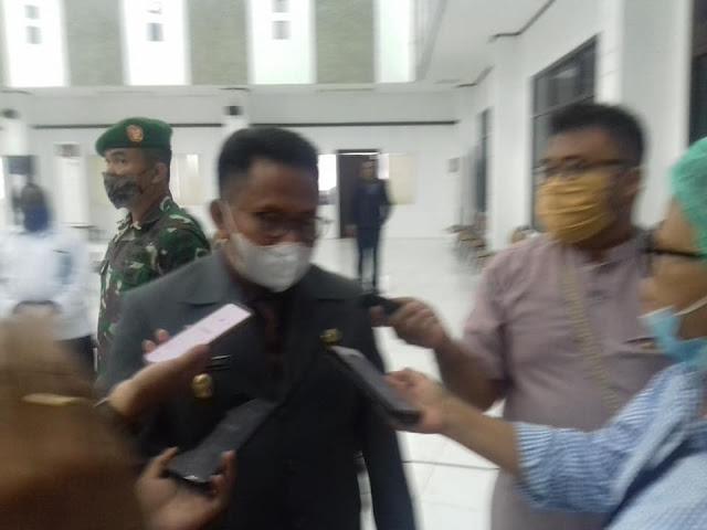Suka Harjono Ungkap Pemangkasan APBD Kabupaten Sorong Atasi Dampak COVID-19