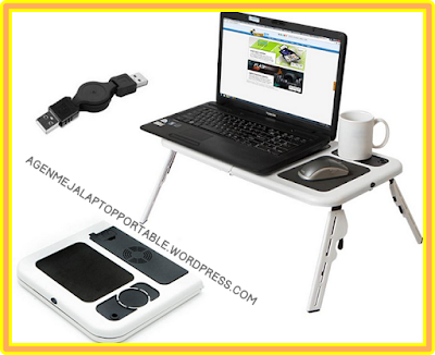 barang unik meja laptop etable