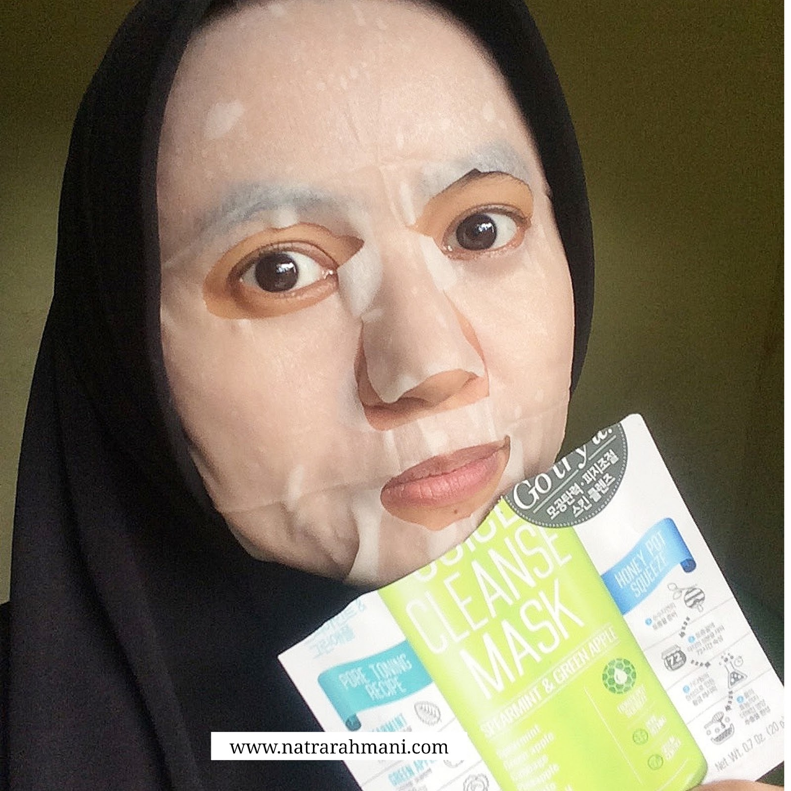 review-ariul-juice-cleanse-mask-natrarahmani