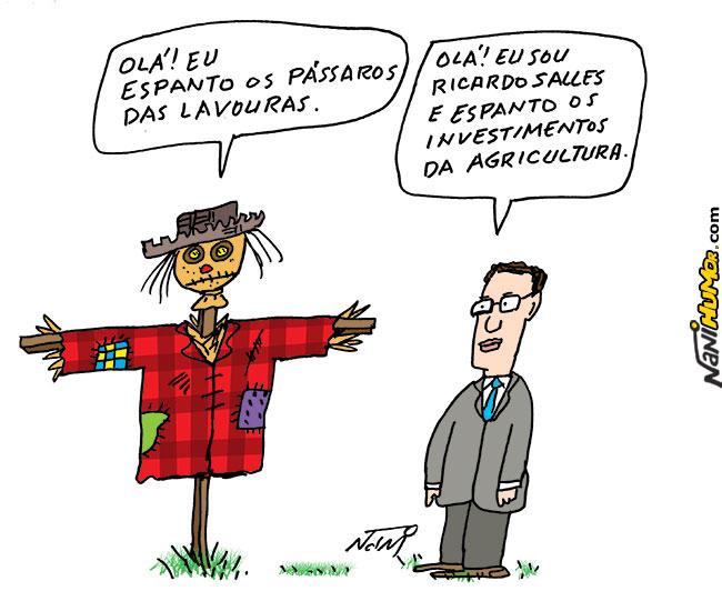 Nani Humor: RICARDO SALLES