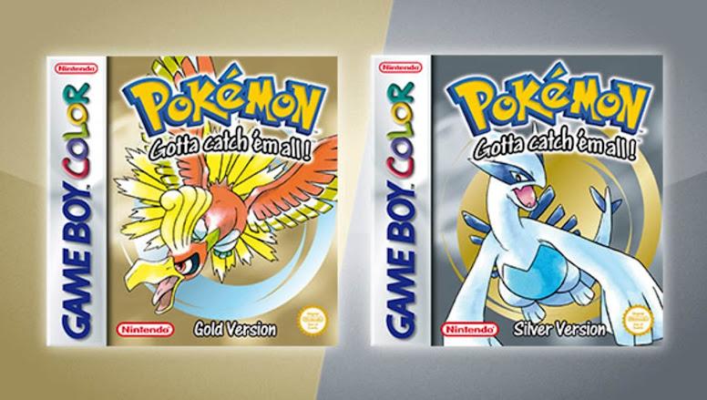 Pokémon Gold e Silver