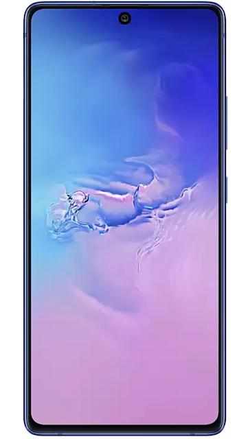 Samsung Galaxy S10 Lite लाइट पर मिल रही है ₹4000 के डिस्काउंट प्राइस सिर्फ ₹38999।