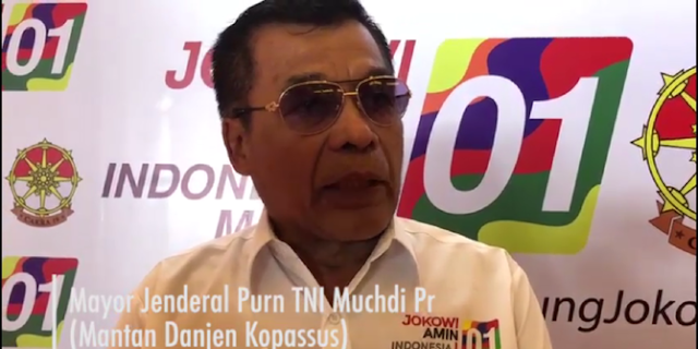 Waketum Berkarya Dukung 01, Klendenstein atau Menyusup di Kubu Jokowi?