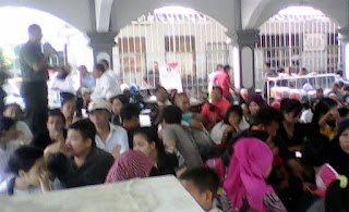 Dharma Karyadhika 2016, Lapas Mataram Dibanjiri Pengunjung