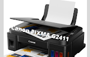 Canon PIXMA G2411 Driver Softwar Free Download