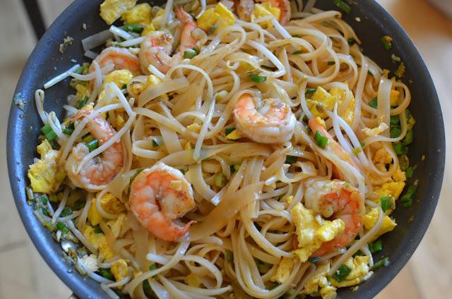 Thai Fast Food Menu