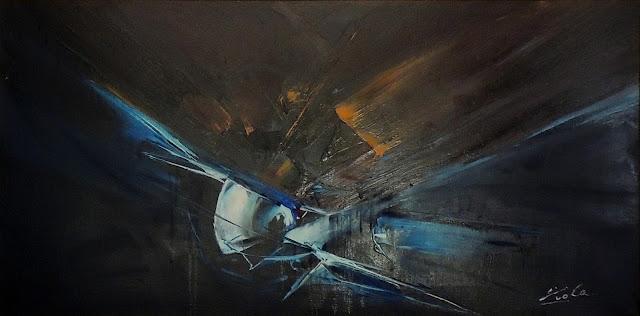 Manuel Viola pintura abstracta fragua