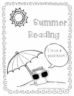 Teacher Mom of 3: Summer Reading Journal~ FREEBIE!