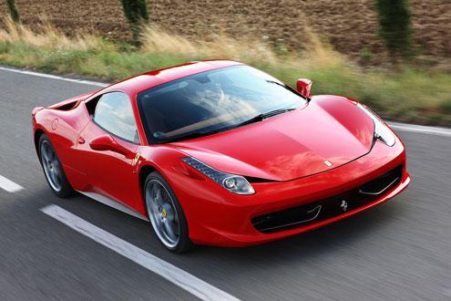 Top 10 10 Mobil Tercepat di Dunia