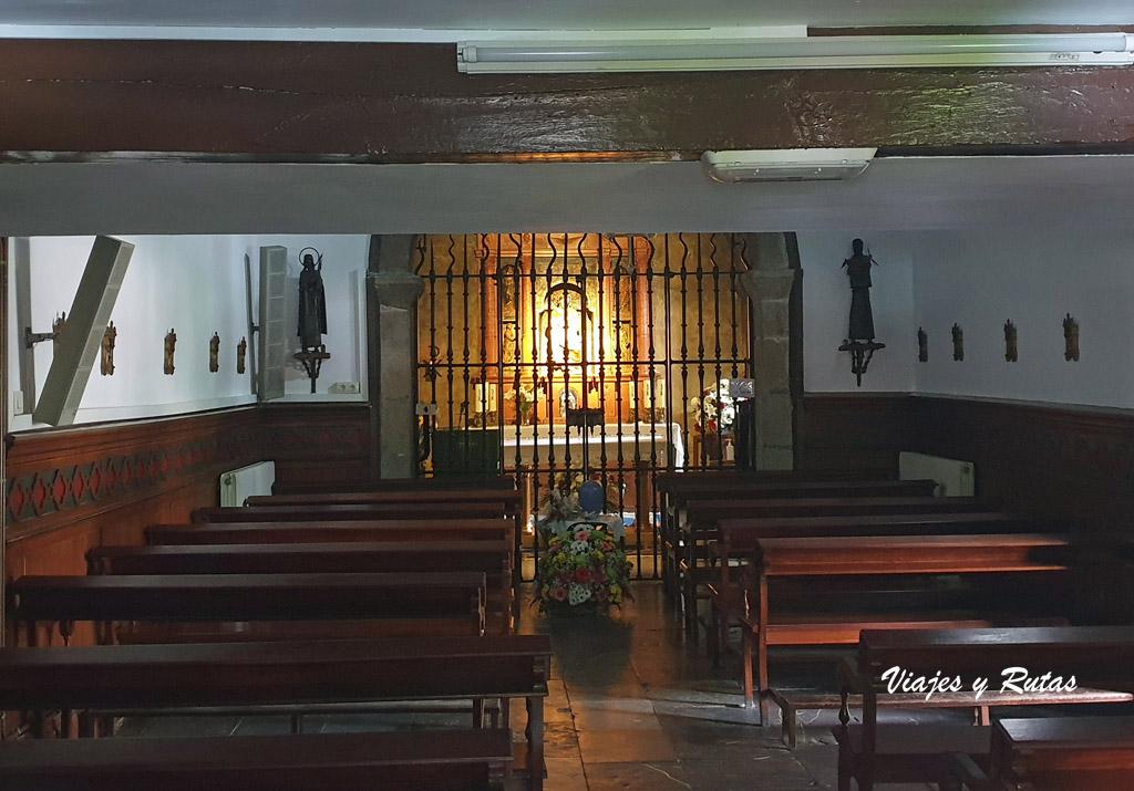 Santuario de Nuestra Señora del Valle de Pravia