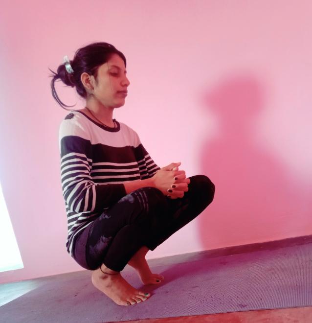 Fervent posture