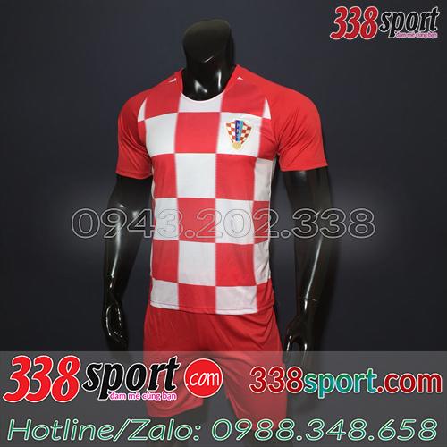 Áo bóng đá đội tuyển Croatia
