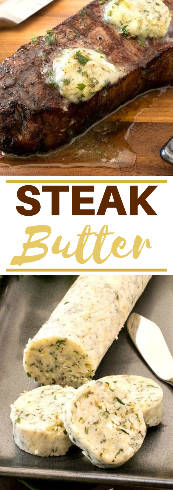 Steak Butter #dinner #recipes #grilling #steaks #sidedish