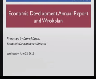Elk Grove's Development Director Delivers Report – No Mention of The Missing Link in Economic Development