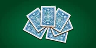 Your final score – which will take into account all of the correct answers you gave – will be revealed after one more question: A modern card game is played with 52 cards, how many cards were involved prior to the late 1800s?