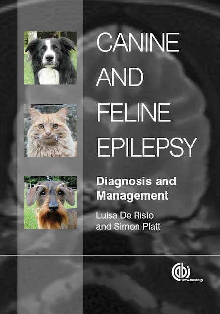 Canine and Feline Epilepsy: Diagnosis and Management  - WWW.VETBOOKSTORE.COM