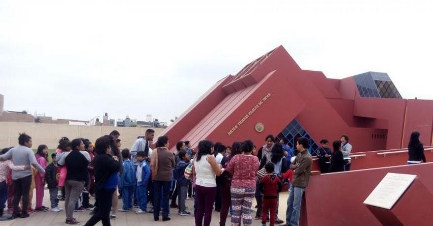 Museo Tumbas Reales de Sipán es la sensación cultural de Lambayeque