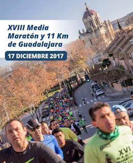 XVIII MEDIA MARATÓN DE GUADALAJARA -FIN DE SEMANA VILLANO