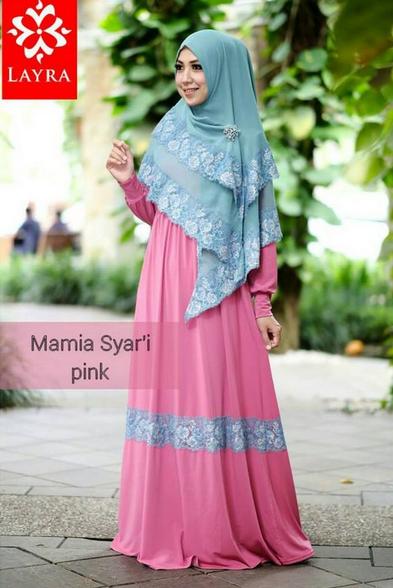 Contoh Koleksi Baju Muslim Modern