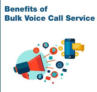 Bulk Voice Broadcasting Services