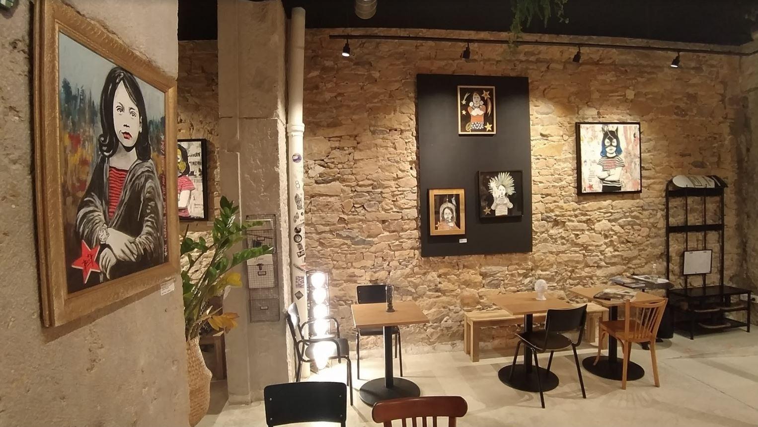 fluxus boutique atelier art lyon