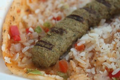 Make Ground Rice Cake