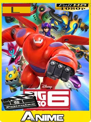 Grandes Héroes (Big Hero 6) (2014)HD [1080P] latino [GoogleDrive-Mega]nestorHD
