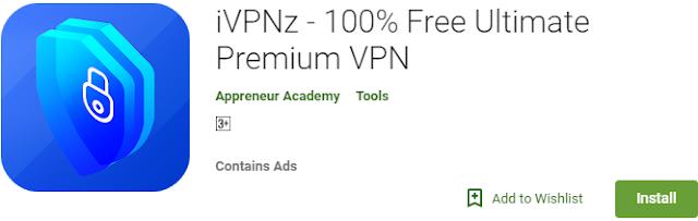 Aplikasi VPN gratis unlimited bandwidth untuk android Aplikasi VPN gratis unlimited bandwidth di android