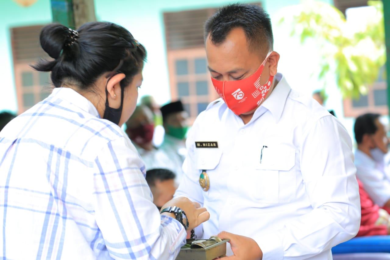 Lanjutkan Pembangunan, Nizar: Kita Dorong Aspirasi Pemekaran Kecamatan Hingga Desa.