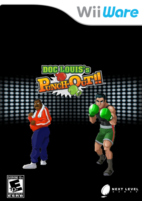 Doc Louis's Punch Out WAD