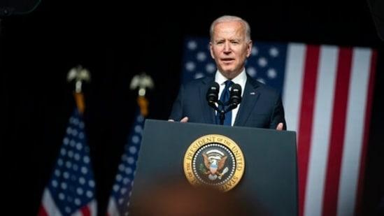 Joe Biden, President of United State speaks on the new government of Israel