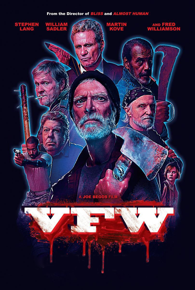 VFW [2019] [CUSTOM HD] [DVDR] [NTSC] [Subtitulado]
