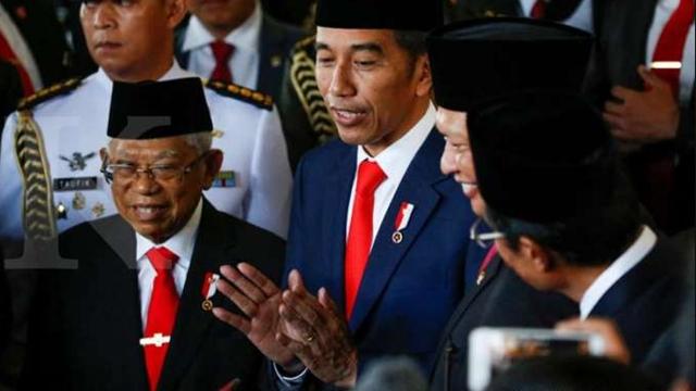 Menunggu Janji Jokowi, Gaji Rakyat Rp24 Juta/Bulan