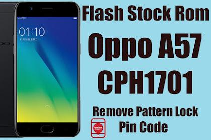 Cara Mudah Remove Pattern Lock / Lupa Pola Oppo A57