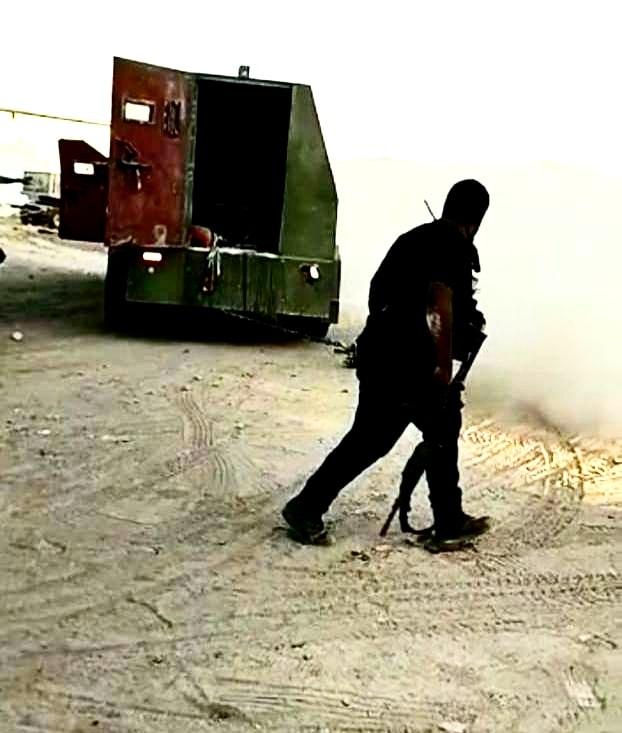 El CJNG iba por 'El Abuelo' en camión blindado; hay 3 muertos (video y fotos)_05