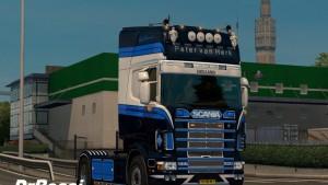 Scania RJL Peter van Herk Skin