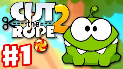Download Cut the Rope 2 (Unlimited Coins) APK MOD