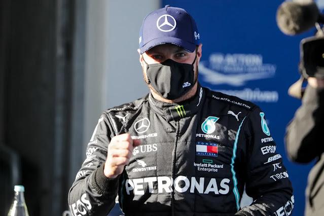 2020 Eifel Grand Prix, Saturday - LAT Images