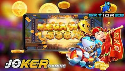 Agen Joker123 Slot Game Online Jackpot Terbesar