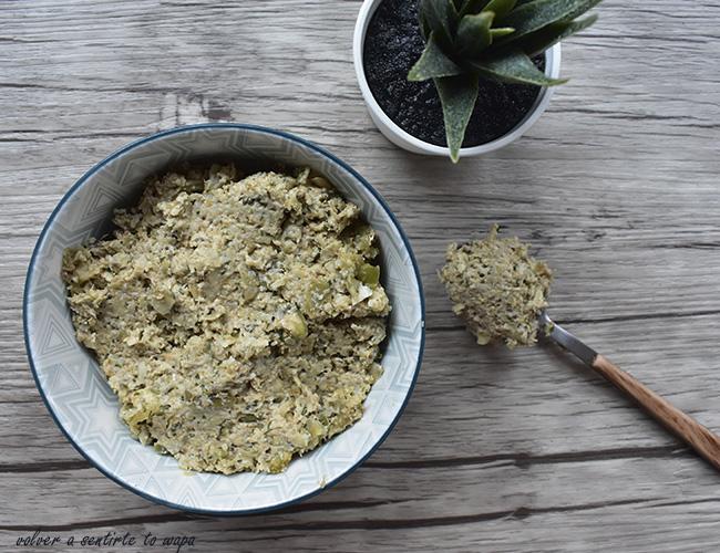 RECETA: Albóndigas de Berenjena con Salsa de Yogur