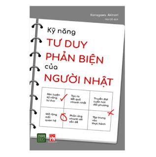 Kĩ Năng Tư Duy Phản Biện Của Người Nhật ebook PDF EPUB AWZ3 PRC MOBI