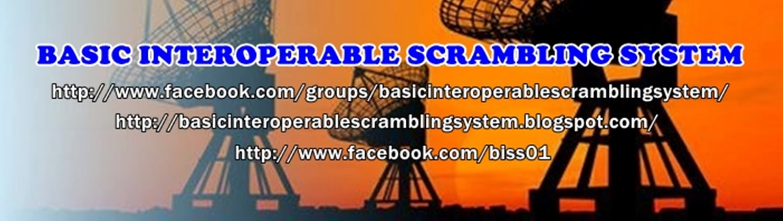 BASIC INTEROPERABLE SCRAMBLING SYSTEM: jarak INTELSAT 19