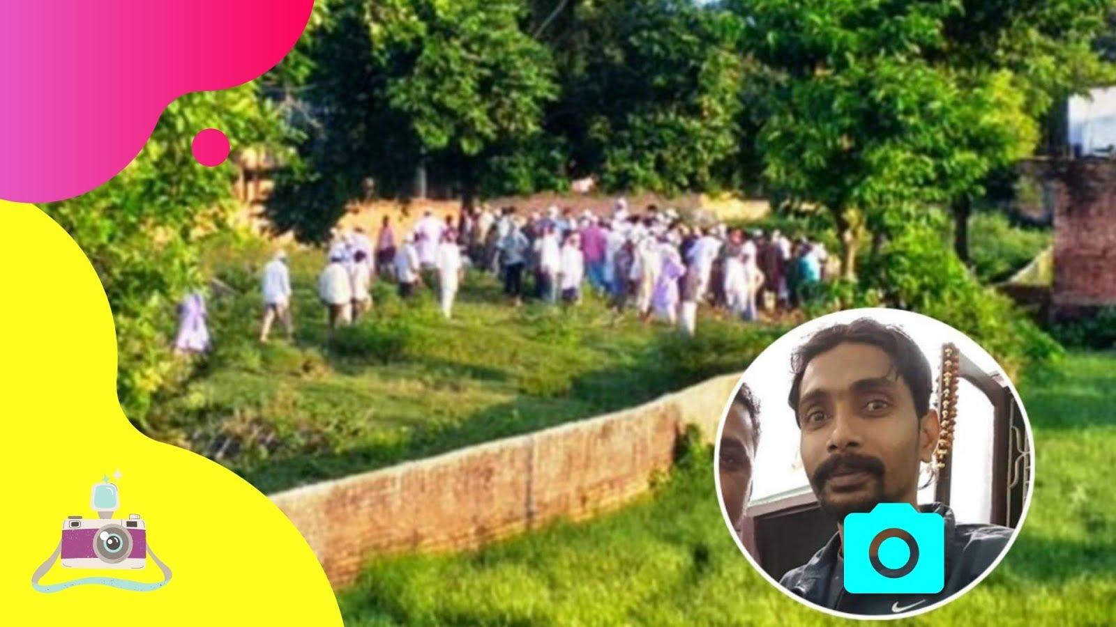 फोटो खिचनिहार पत्रकारके परिवार उपर आक्रमण